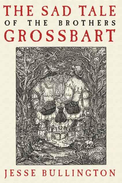 обложка книги The Sad Tale of the Brothers Grossbart