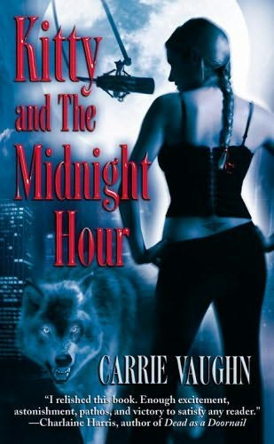 обложка книги Kitty and the Midnight Hour