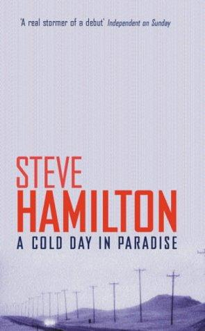 обложка книги A Cold Day in Paradise