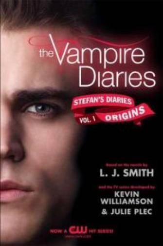 Обложка книги дневники вампира все