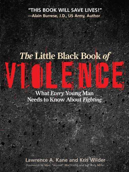 обложка книги The Little Black Book of Violence