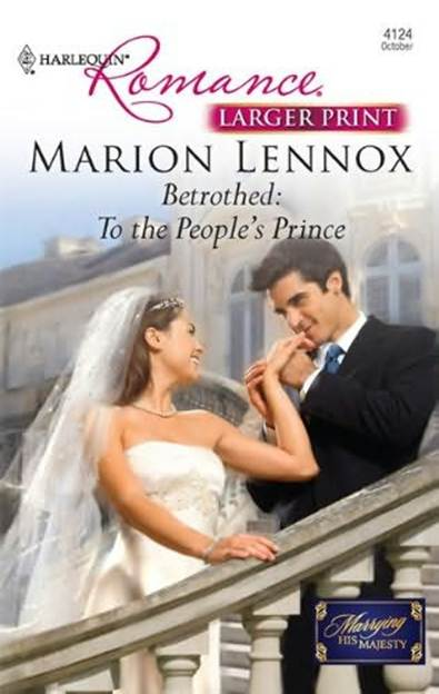 обложка книги Betrothed: To the People's Prince