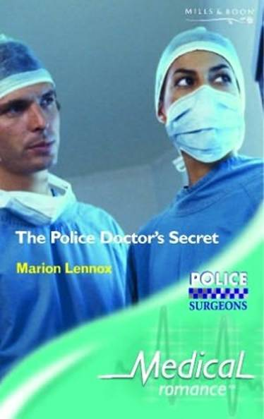 обложка книги The Police Doctor's Secret