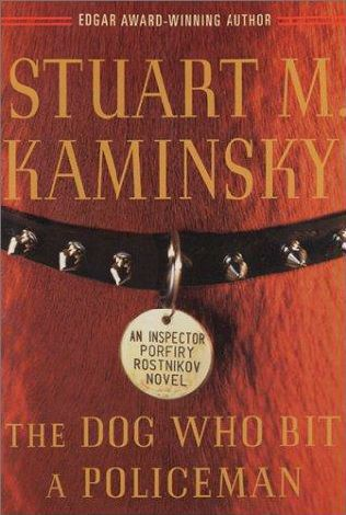 обложка книги The Dog Who Bit a Policeman