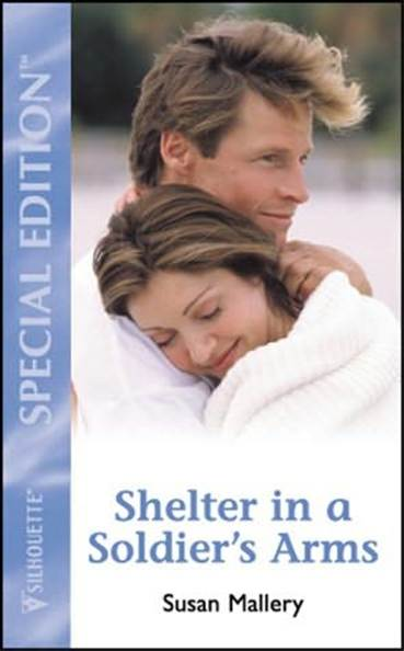 обложка книги Shelter In A Soldier's Arms