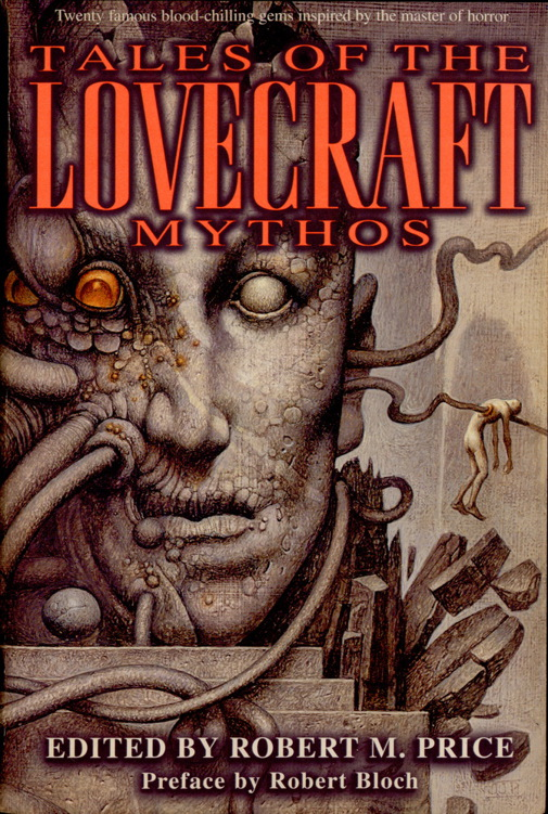 обложка книги Tales of the Lovecraft Mythos