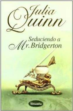 обложка книги Seduciendo A Mister Bridgerton