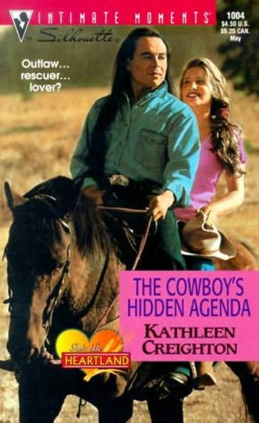 обложка книги The Cowboy's Hidden Agenda