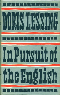 обложка книги In Pursuit of the English