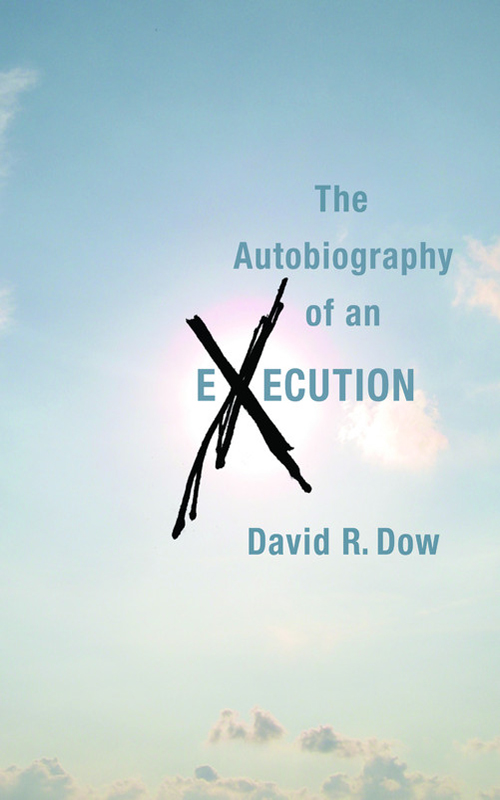 обложка книги The Autobiography of an Execution
