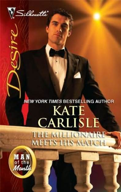 обложка книги The Millionaire Meets His Match