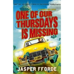 обложка книги One of Our Thursdays Is Missing