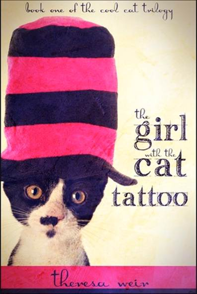 обложка книги The Girl with the Cat Tattoo