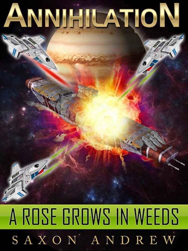 обложка книги A rose grows in weeds