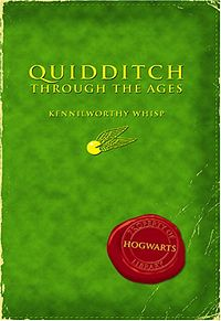 обложка книги Quidditch Through the Ages