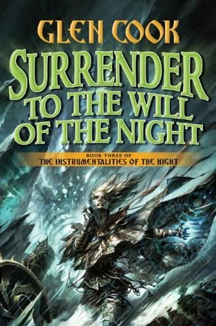 обложка книги Surrender to the will of the night