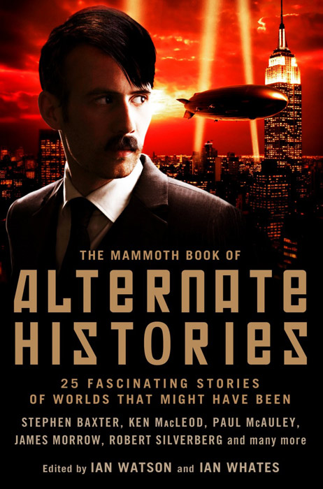 обложка книги The Mammoth Book of Alternate Histories