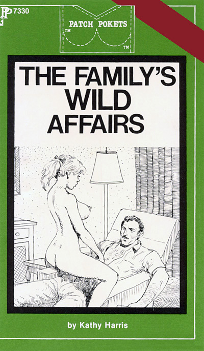 обложка книги The family_s wild affairs