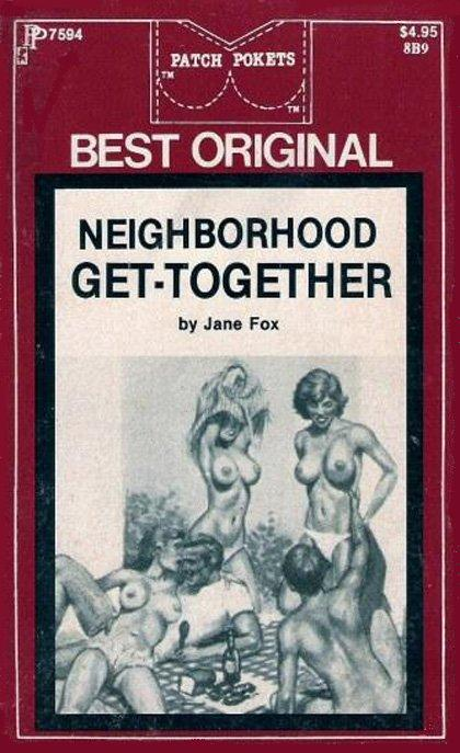 обложка книги Neighborhood get-together