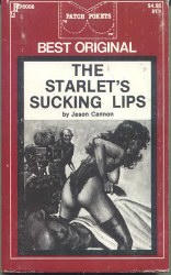 обложка книги The starlet_s sucking lips
