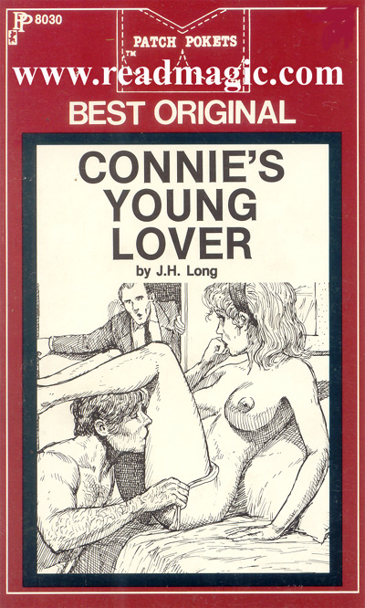 обложка книги Connie_s young lover