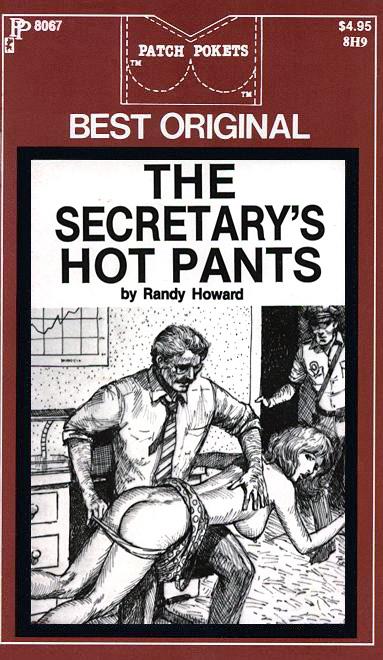 обложка книги The secretary_s hot pants