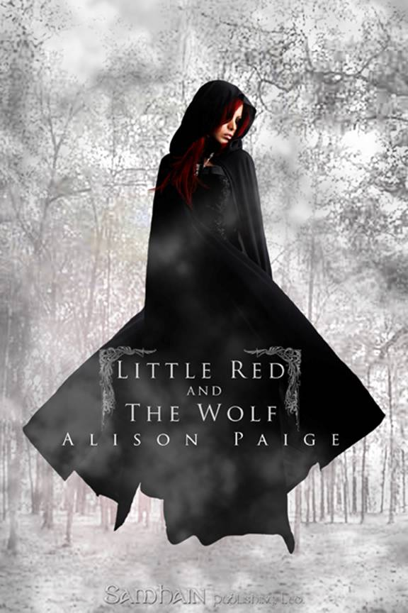 обложка книги Little Red and the Wolf
