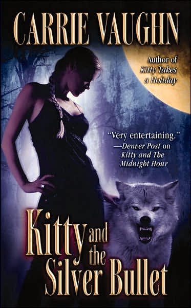 обложка книги Kitty and the Silver Bullet