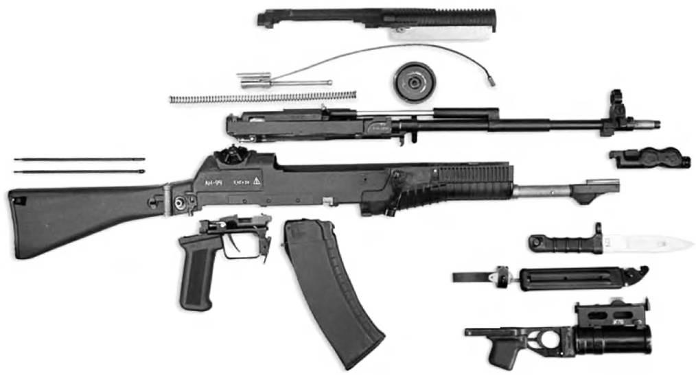 Книга стрелковое оружие россии скачать