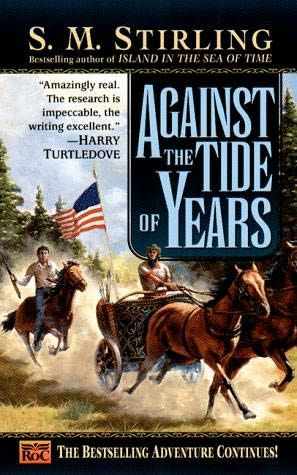 обложка книги Against the Tide of Years