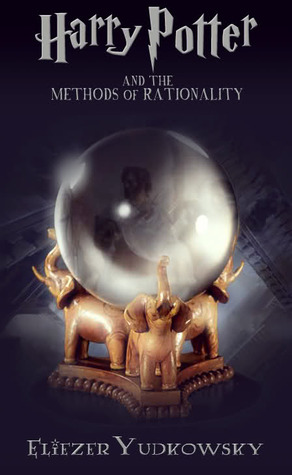 обложка книги Harry Potter and the Methods of Rationality