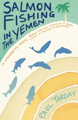 обложка книги Salmon Fishing in the Yemen