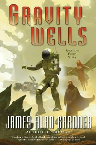 обложка книги Gravity Wells (Short Stories Collection)