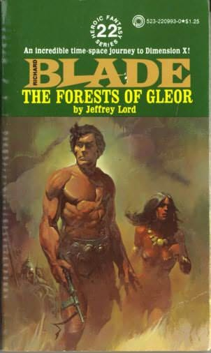 обложка книги The Forests Of Gleor