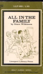 обложка книги All in the family
