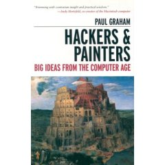 обложка книги Hackers and Painters: Big Ideas from the Computer Age