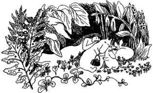 Изображение к книге Маленькие тролли или большое наводнение (пер. Л.Брауде)