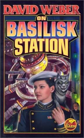 Изображение к книге On Basilisk Station