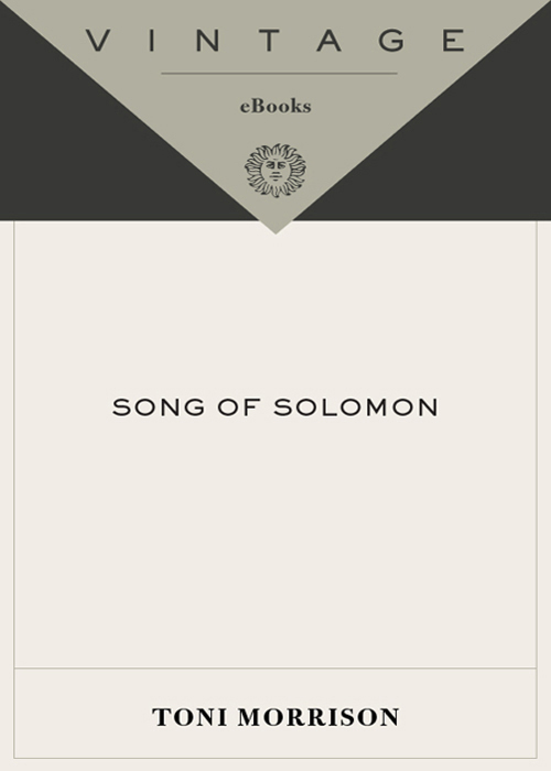 song of solomon notes
