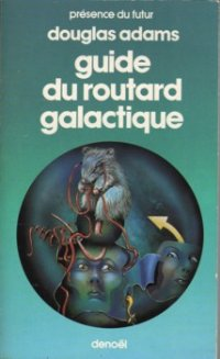 обложка книги Le guide du routard galactique