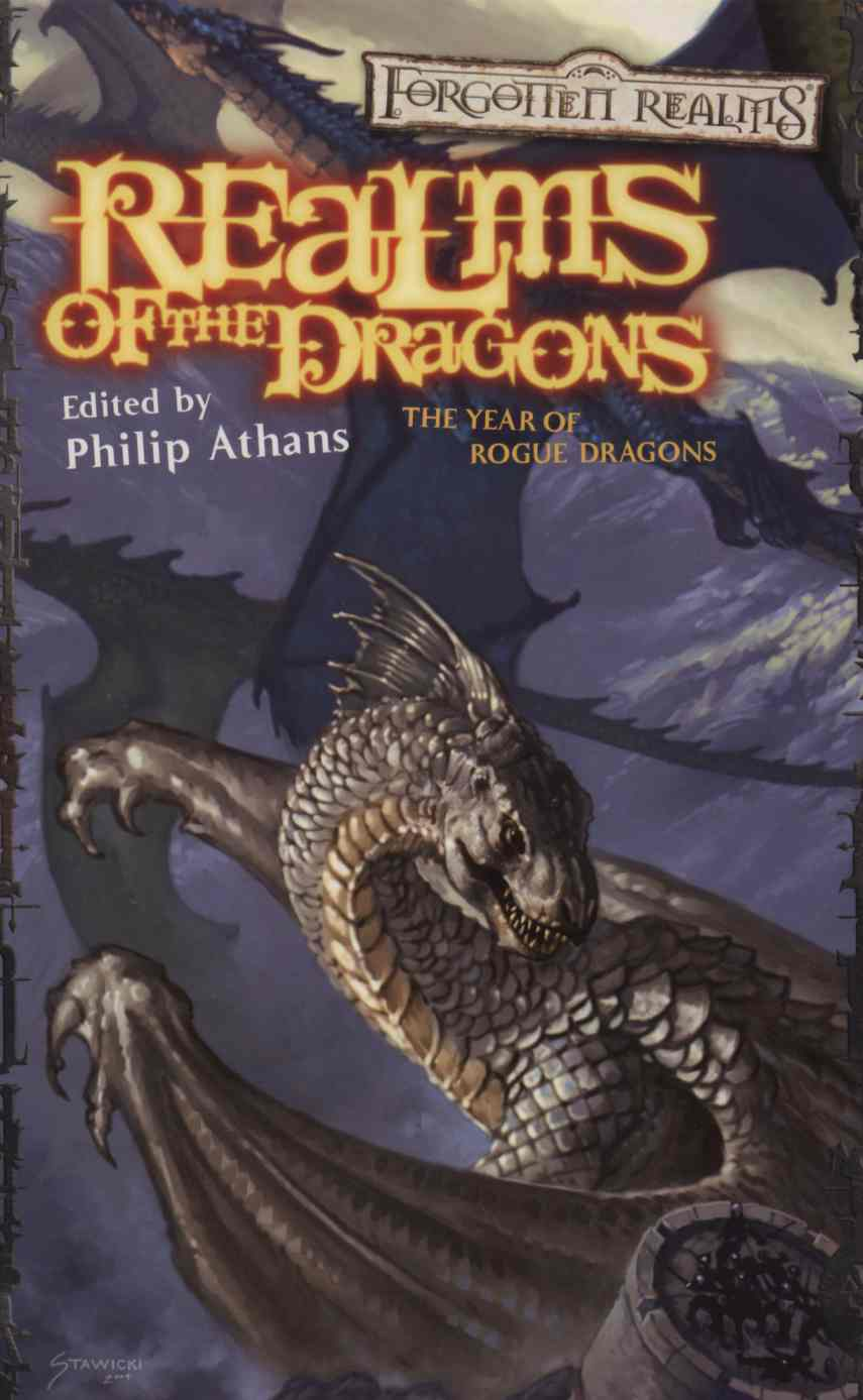 обложка книги Realms of the Dragons vol.1