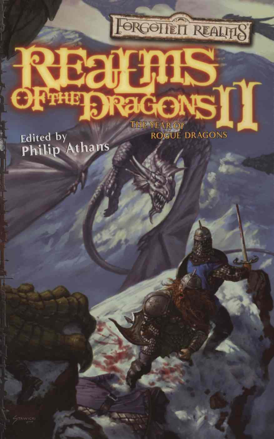 обложка книги The Realms of the Dragons 2