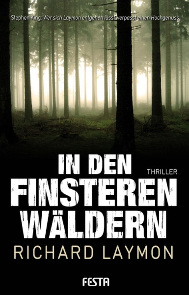 обложка книги In den finsteren Wäldern