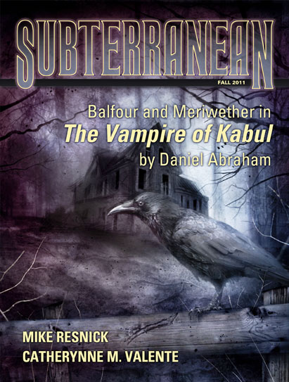 обложка книги Balfour and Meriwether in The Vampire of Kabul