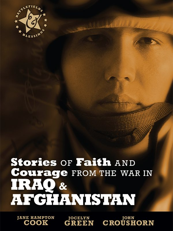 обложка книги Stories of Faith and Courage fron the War in Iraq and Afghanistan