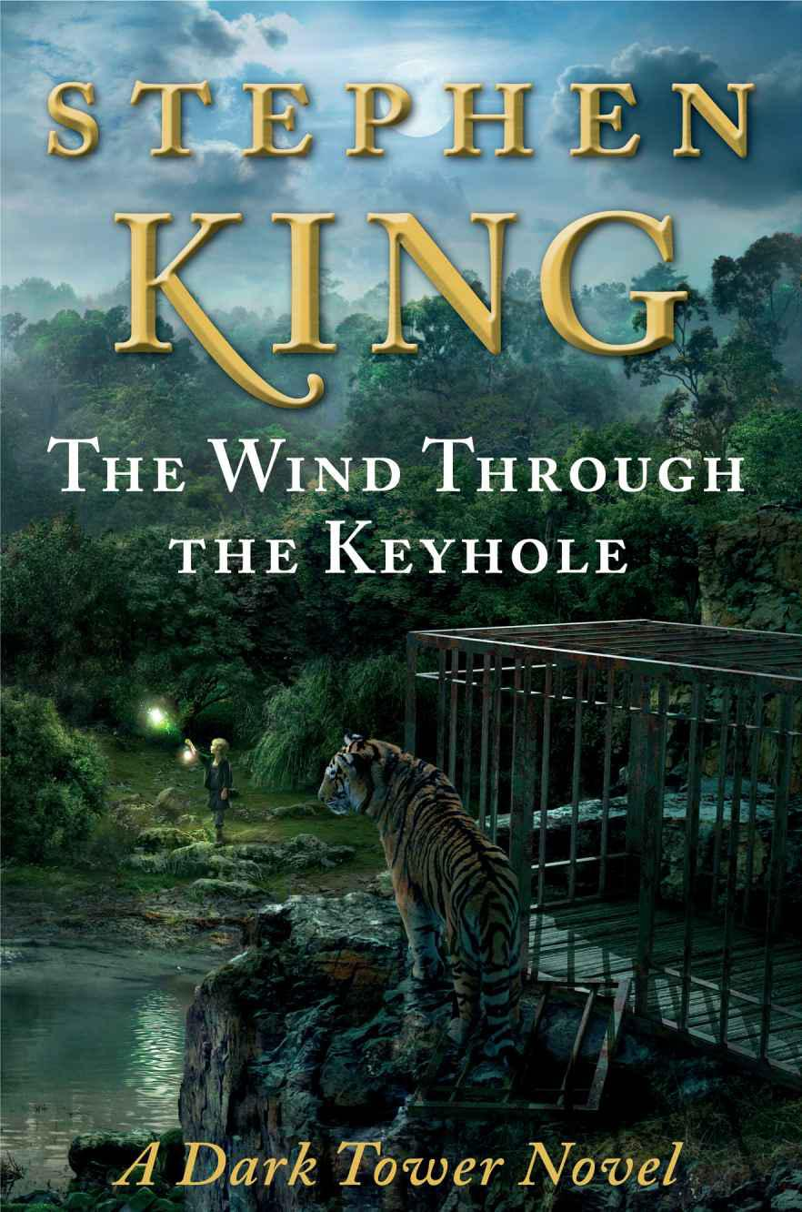 обложка книги The wind through the keyhole