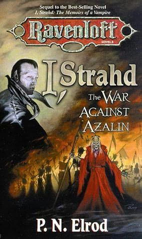 обложка книги I, Strahd, The War against Azalin