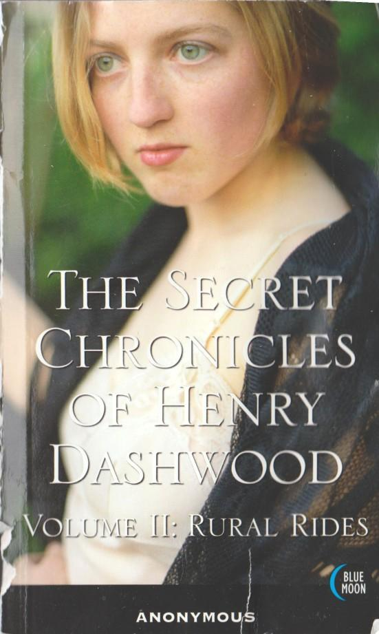 обложка книги The Secret Chronicles of Henry Dashwood, Vol. 2