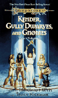 обложка книги Kender, Gully Dwarves And Gnomes
