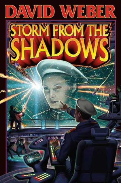 обложка книги Storm From the Shadows